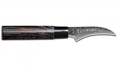 Tojiro SIPPU Black Schälmesser 70mm