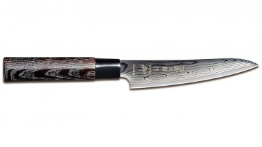 Tojiro SIPPU Black Allzweckmesser 130mm