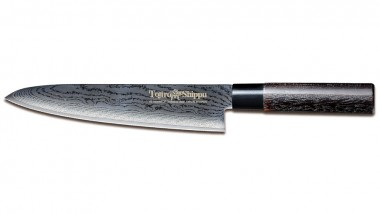 Tojiro SIPPU Black Kochmesser 210mm