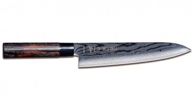 Tojiro SIPPU Black Kochmesser 240mm