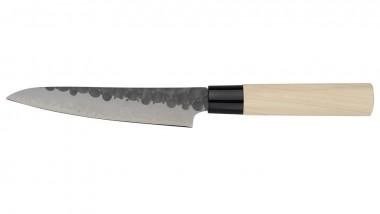Tojiro DP 3 Lagen HQ Hammered Magnolie kleines Allzweckmesser 130mm