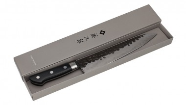 Tojiro DP 3 Lagen HQ Hammered Micarta Kochmesser 240mm